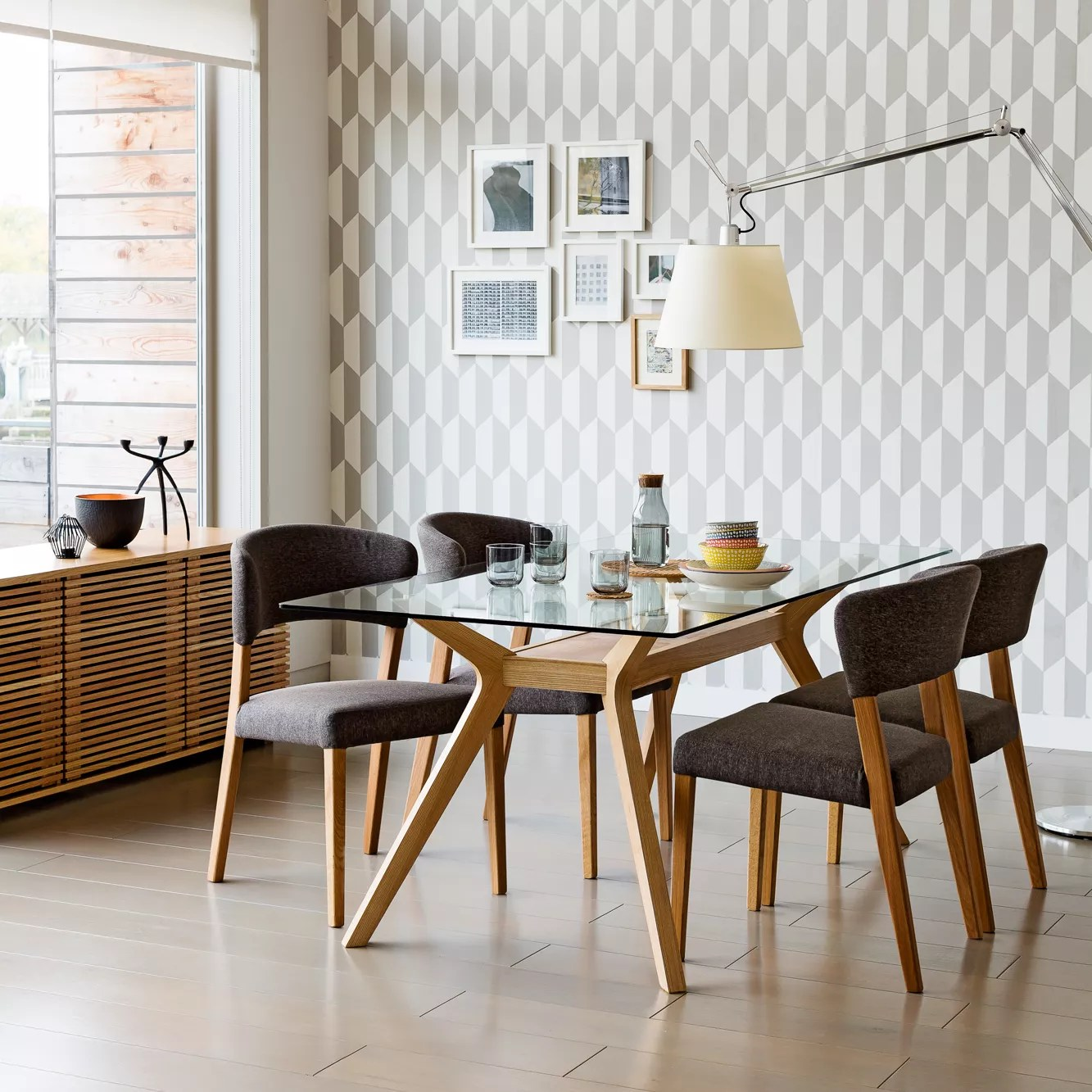 italian dining chairs australia glider chair target buy artemide tolomeo mega terra floor lamp | john lewis