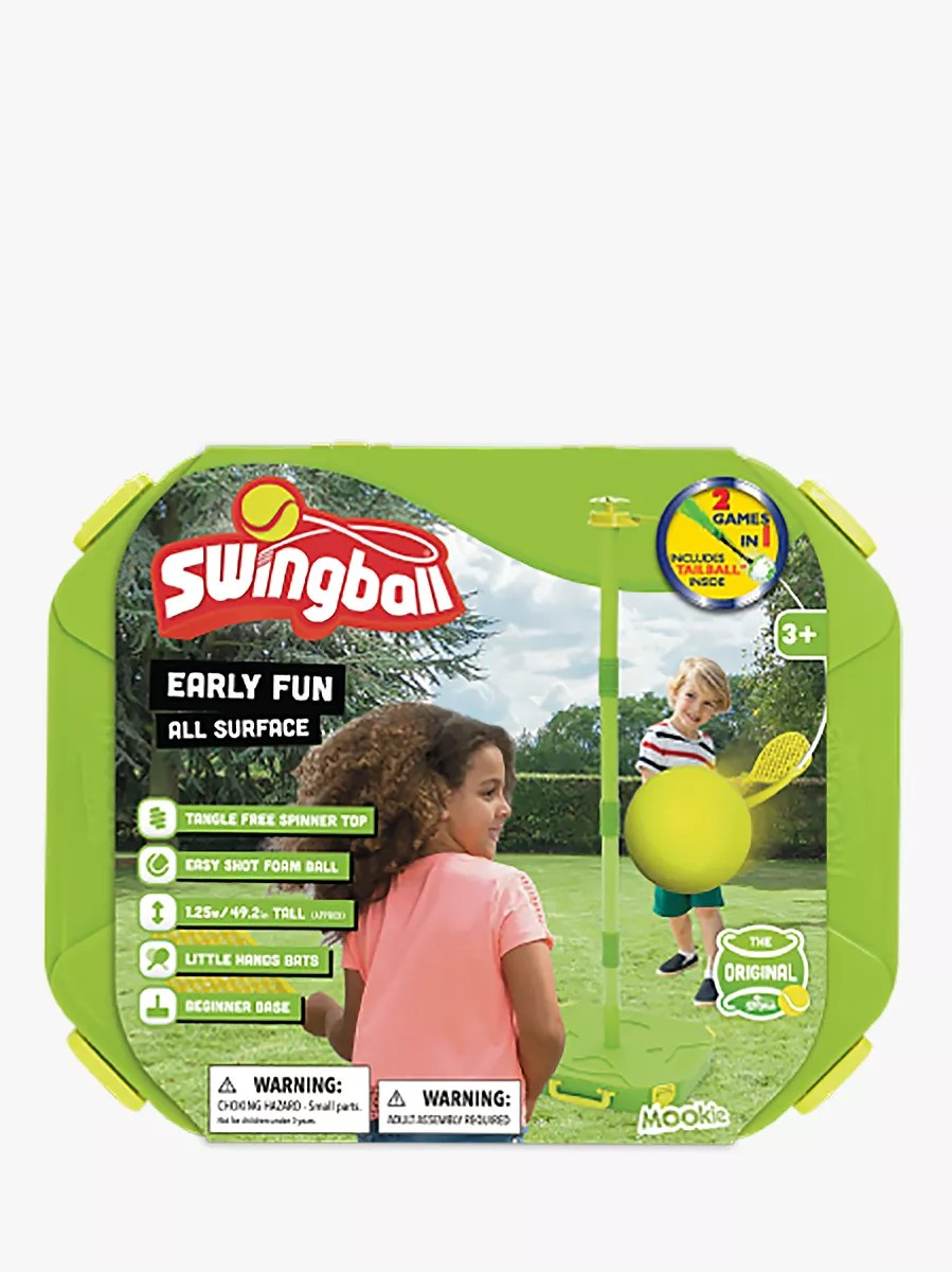 Mookie Toys Early Fun Young Children All Surface Swingball