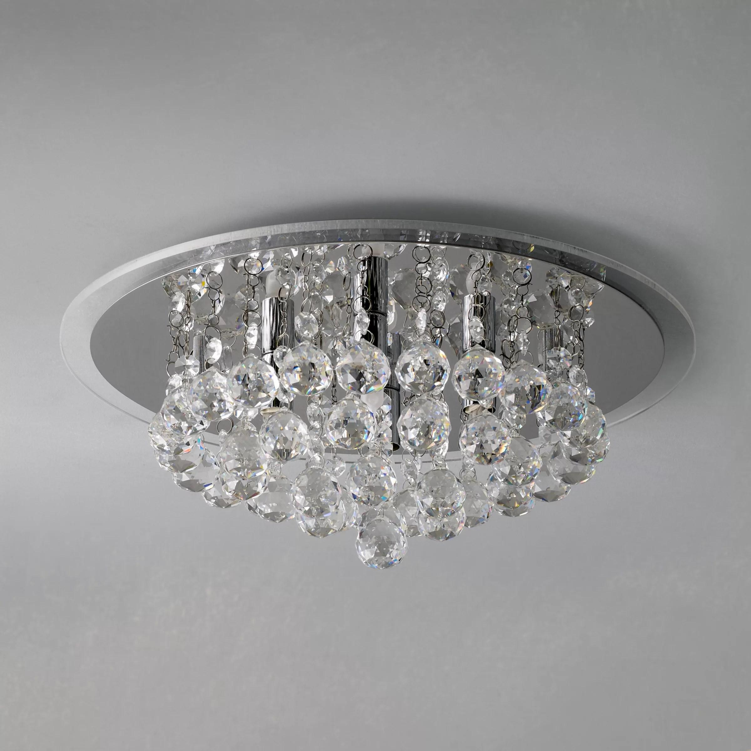 John Lewis Belinda Flush Ceiling Light