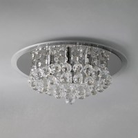 John Lewis Belinda Flush Ceiling Light