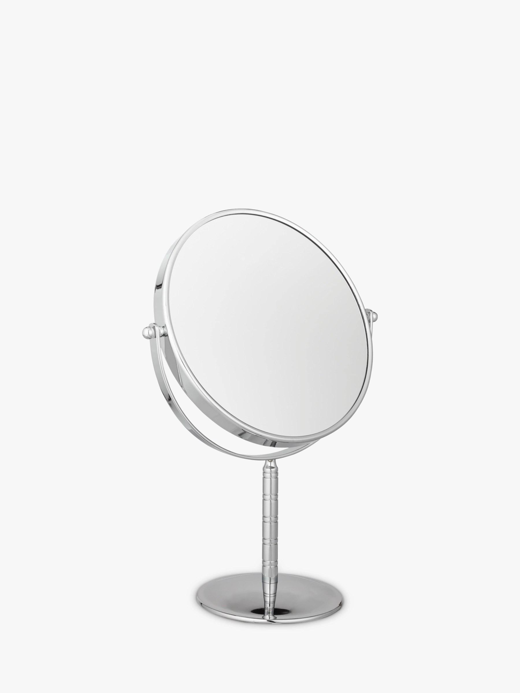 Buy John Lewis Chrome Stand 7 x Magnifying Mirror Dia