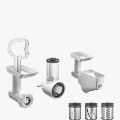 Kitchen Aid Attachment Pantrys Kitchenaid Fppc Mixer Pack At John Lewis