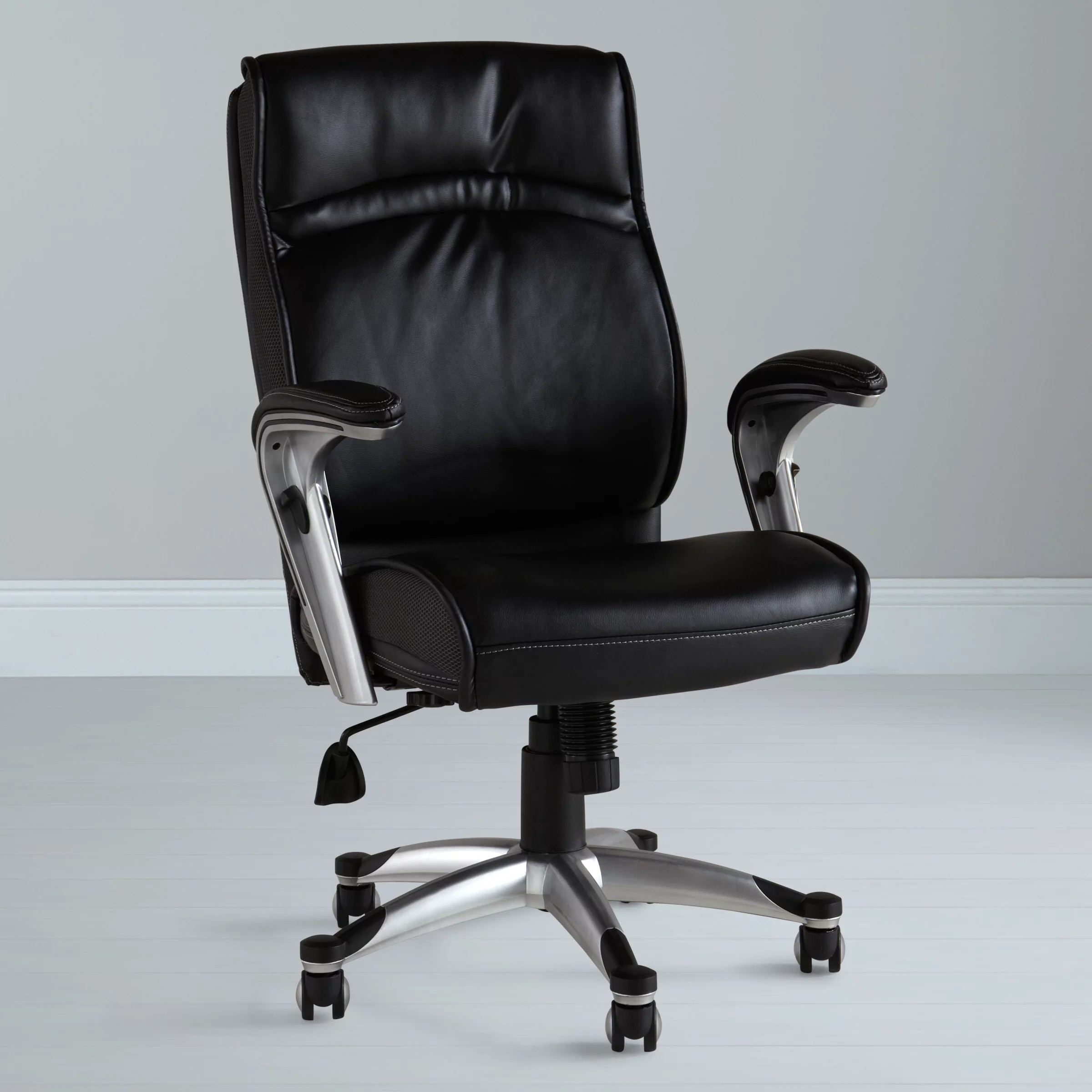 back support office chairs uk genuine leather dining buy cheap lumbar for chair compare
