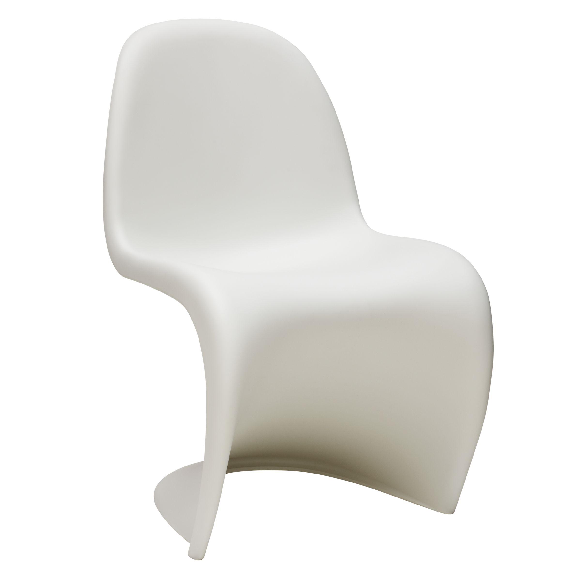 panton s chair graco high cover uk vitra white at john lewis partners buyvitra online johnlewis com