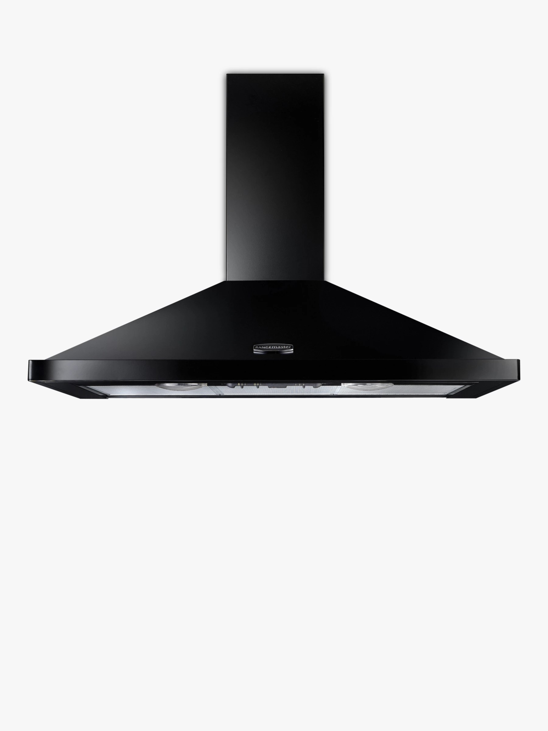 extractor fan kitchen country rugs cooker hoods hood chimney john lewis rangemaster leihdc90bc black