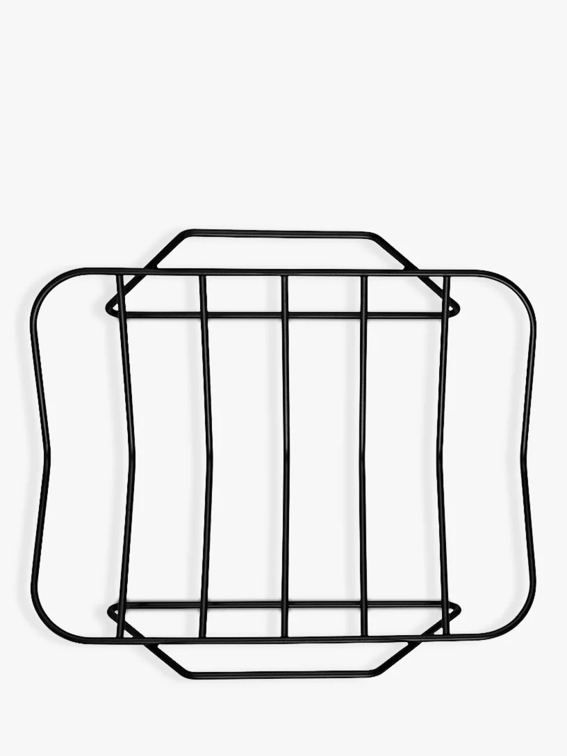 le creuset 3 ply stainless steel non stick roasting rack
