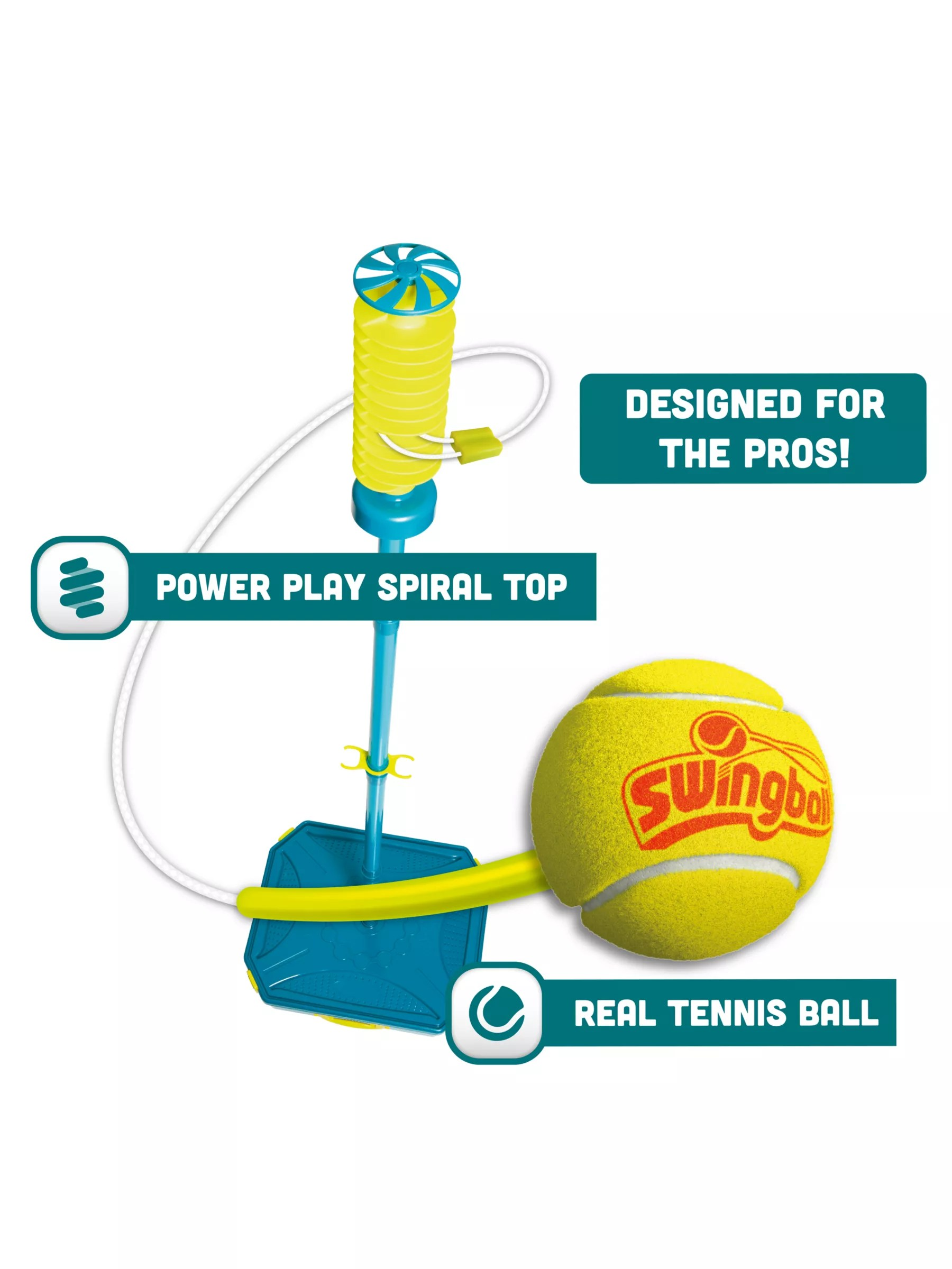 Buy Mookie Toys Pro Swingball Game With Tailball