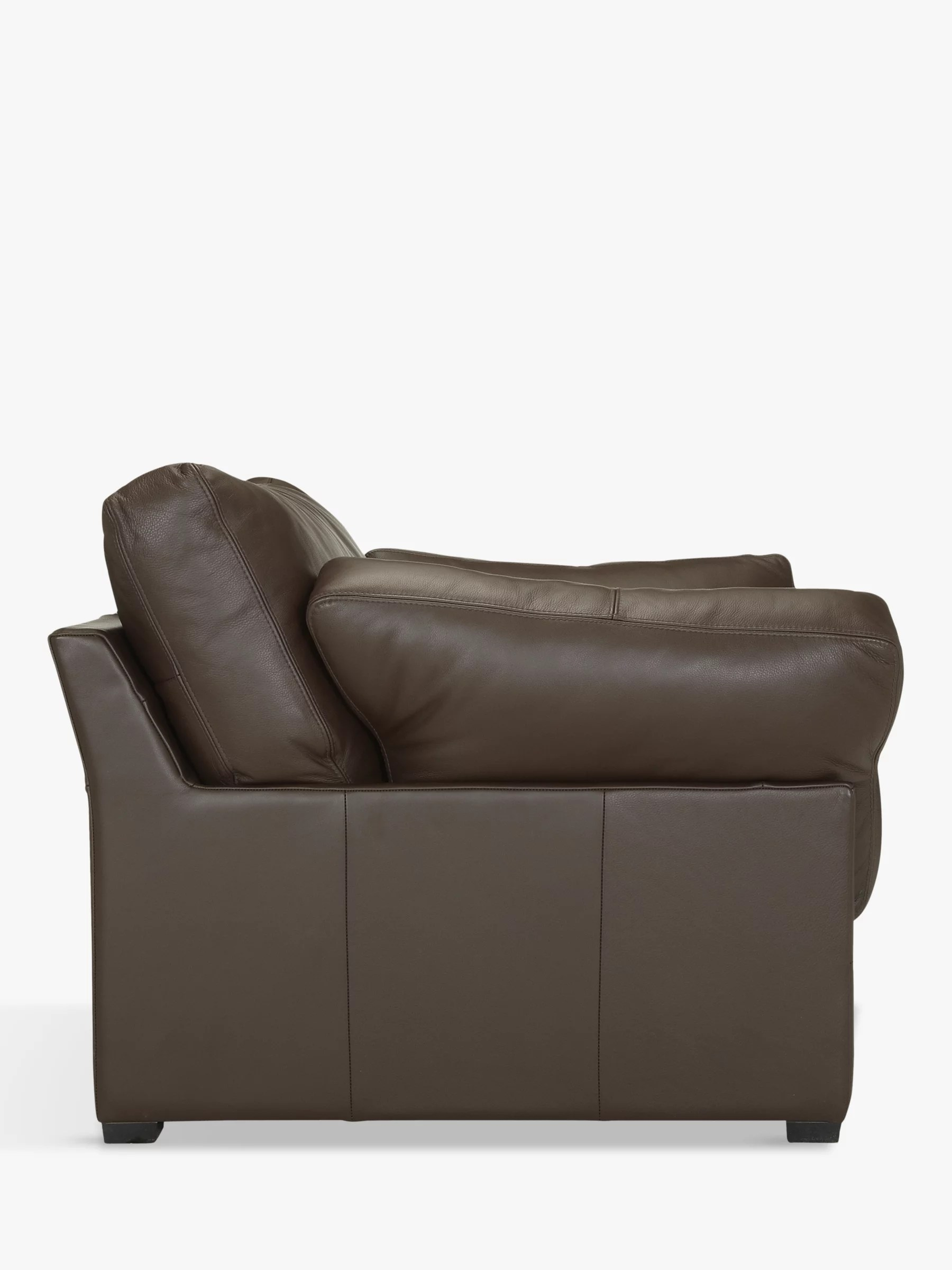 john lewis armchair covers what is a jerry chair java semi aniline leather nature