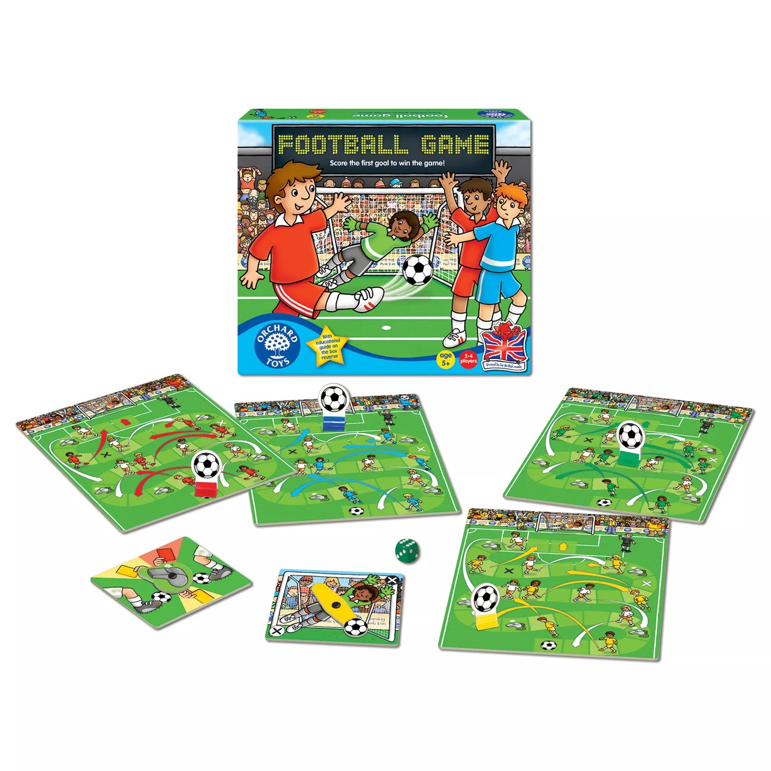 Orchard Toys Football Game At John Lewis Partners