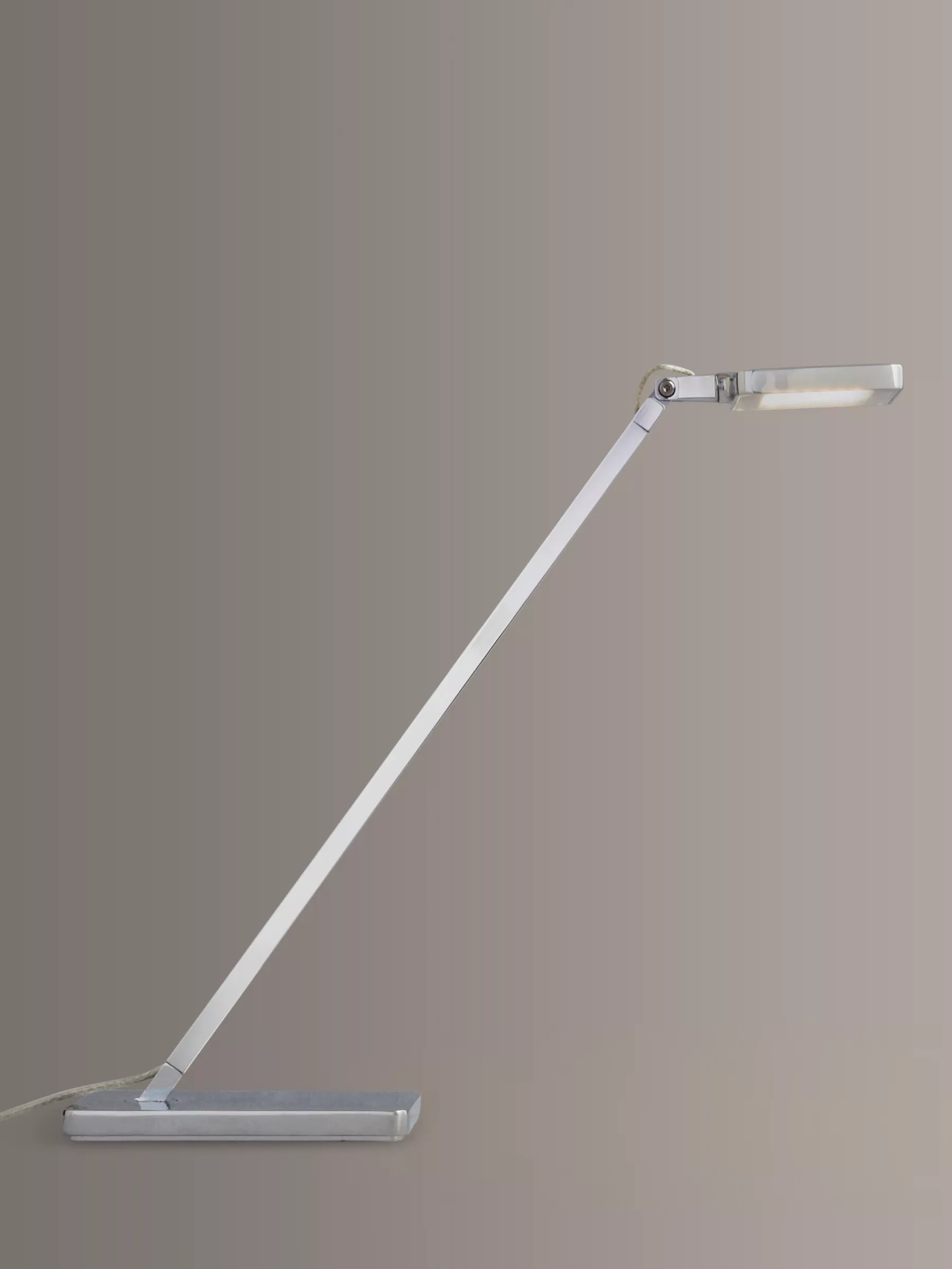 Flos Mini Kelvin Led Task Lamp Chrome John Lewis