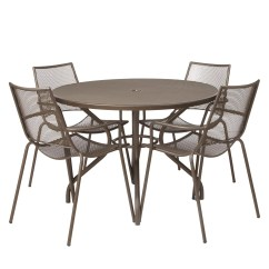 4 Seater Table And Chairs Swivel Blind Chair Realtree Xtra Camo John Lewis Ala Mesh Garden Dining