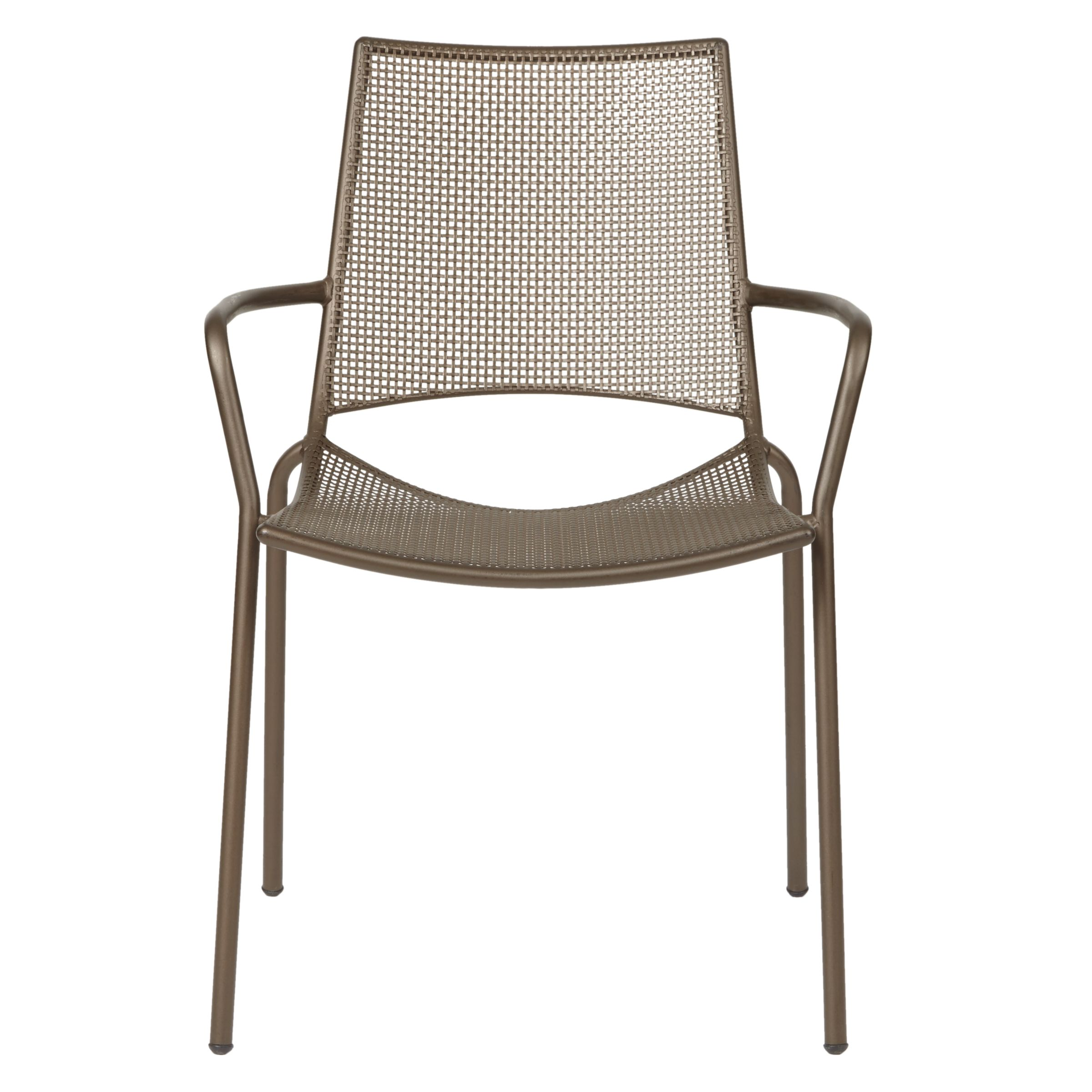 wire mesh dining chairs uk portable cloth high chair canada john lewis ala 4 seater garden table and