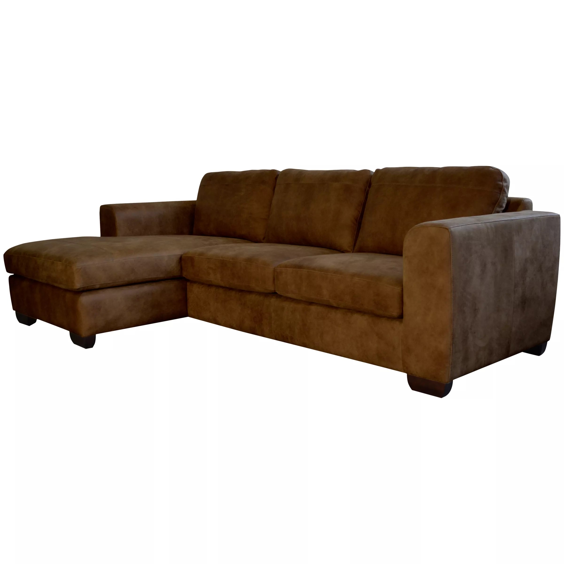 felix leather lh corner chaise sofa pearsall for sale john lewis lhf ashanti at