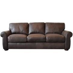 Drummond Grand Leather Sofa 4 Piece Sectional John Lewis Madison Semi Aniline