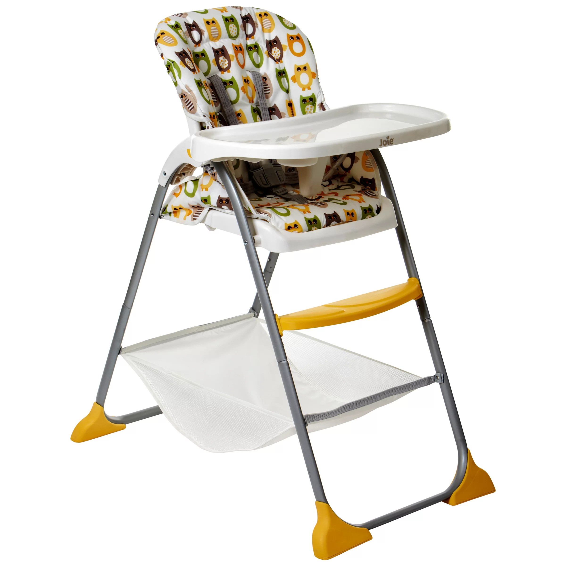 Owl High Chair Joie Baby Mimzy Snacker Highchair Owl At John Lewis