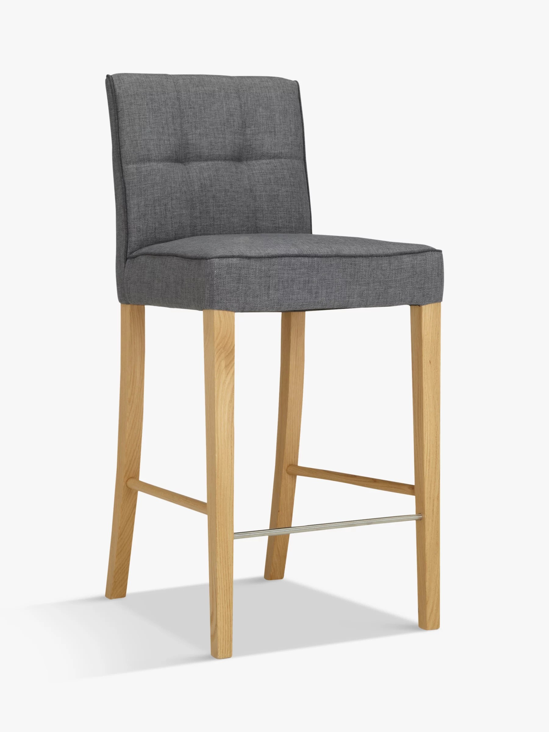kitchen stools with backs nooks for sale bar chairs breakfast john lewis partners simone chair