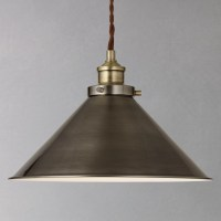 Buy John Lewis Tobias Resto Pendant Ceiling Light | John Lewis