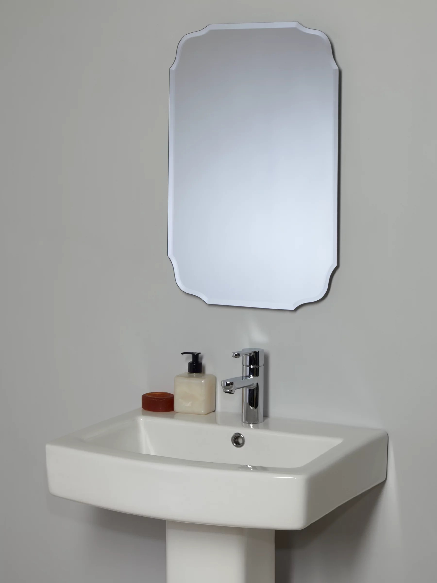 John Lewis  Partners Vintage Bathroom Wall Mirror at John Lewis  Partners