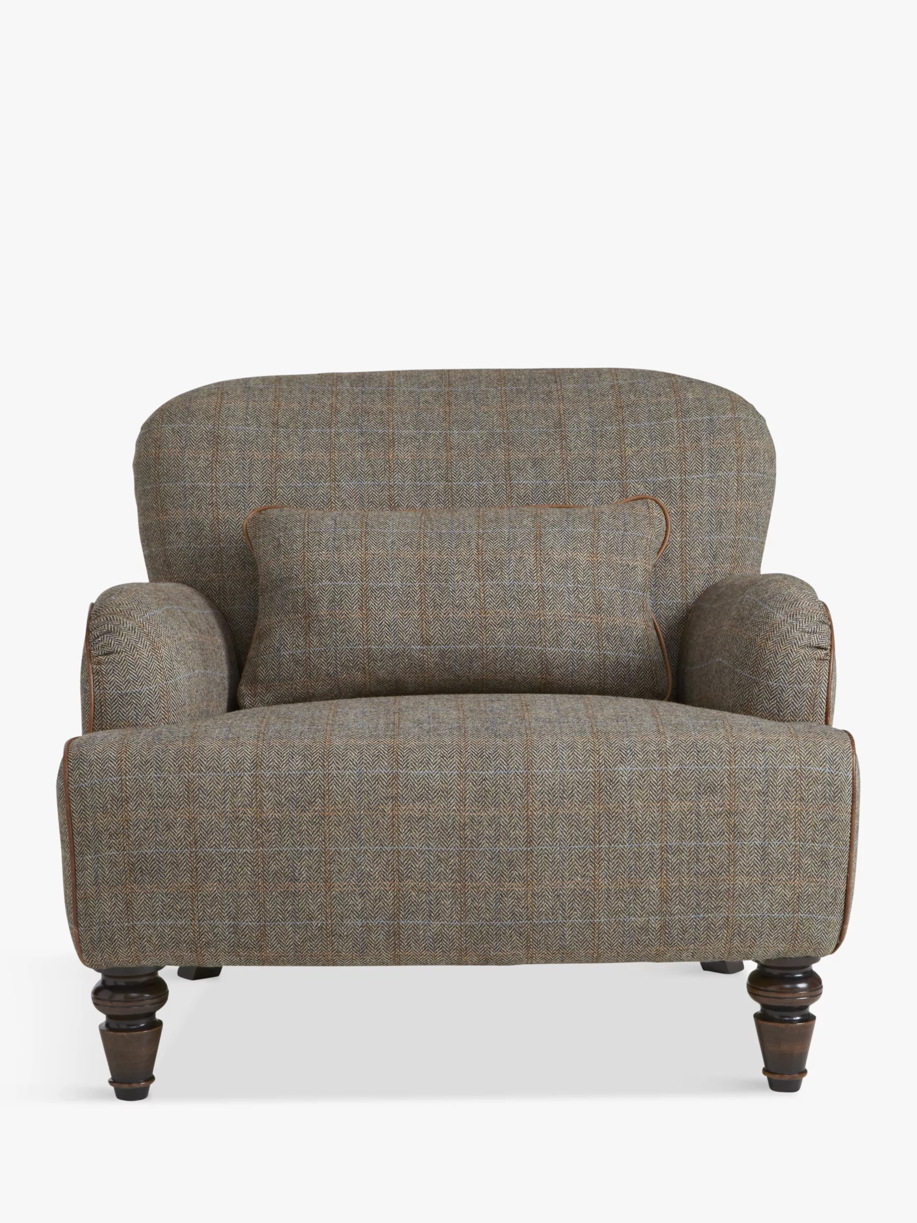 Tweed Chair Brown Tweed Sofa Benchcraft Tanacra Contemporary Sofa