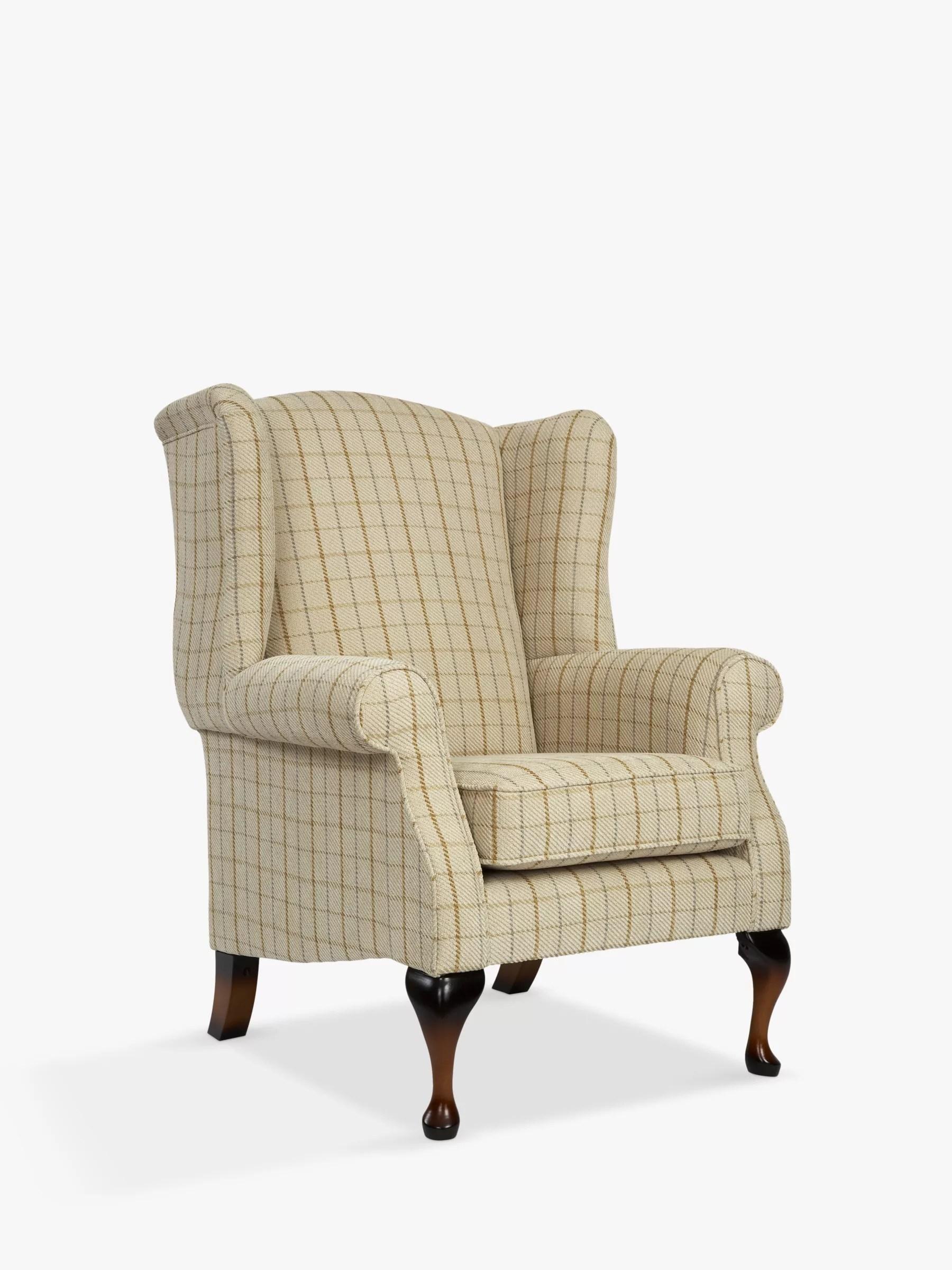 john lewis armchair covers bobo chair babies parker knoll oberon sandringham check at