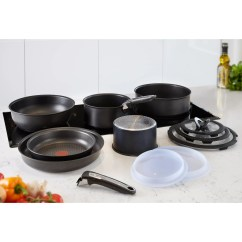 Kitchen Pots And Pans Bath Design Center View All John Lewis Partners Tefal Ingenio Cookware