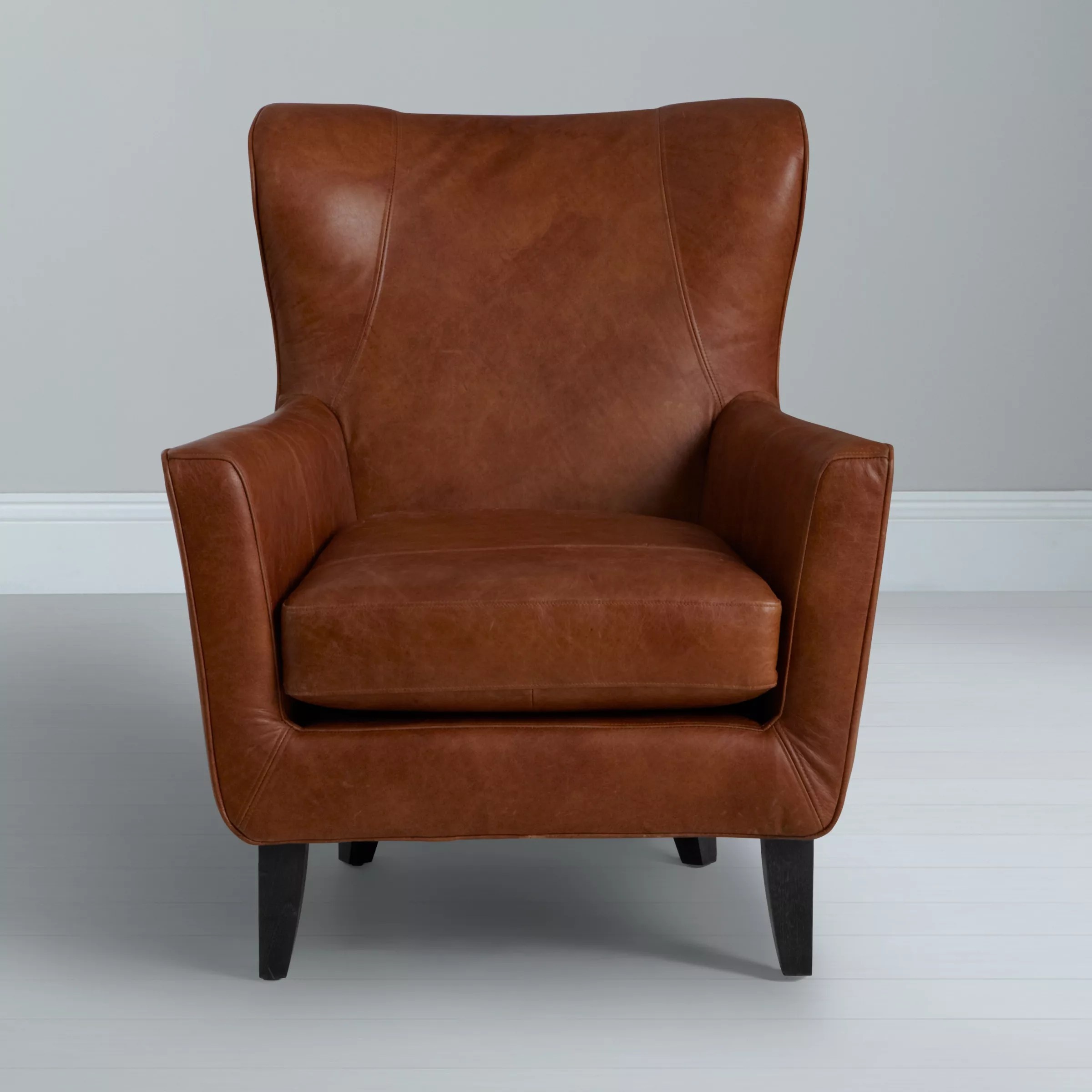 john lewis armchair covers comfy chair and ottoman thomas semi aniline leather luster