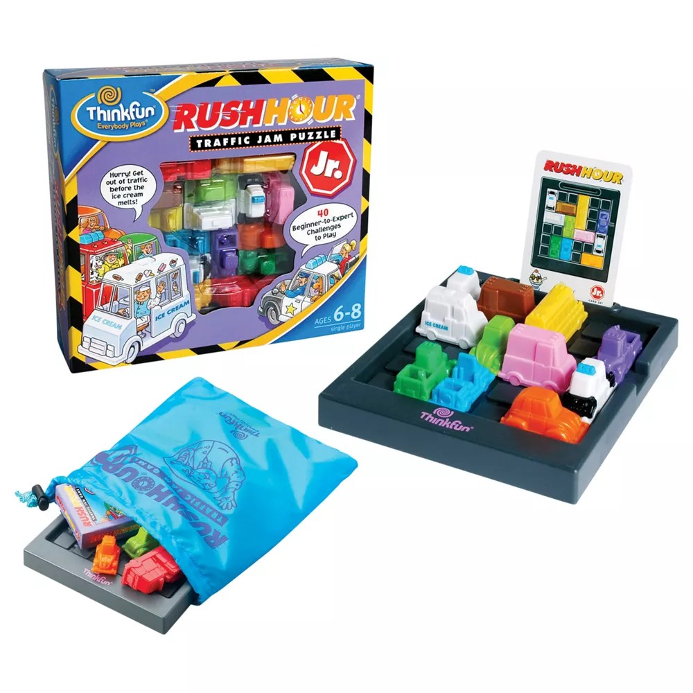 Thinkfun Games Rush Hour Junior John Lewis & Partners