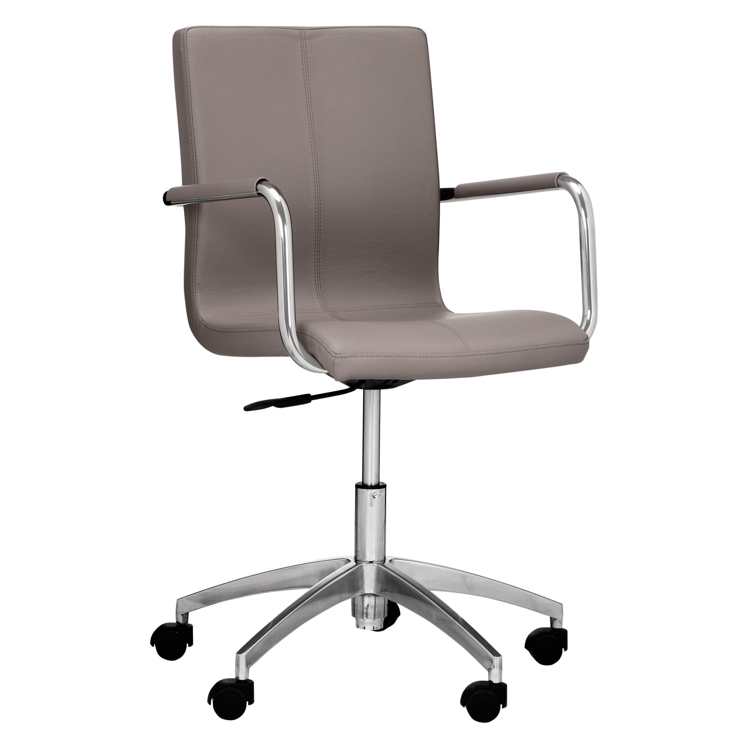 office chair online paul mccobb john lewis turin taupe at