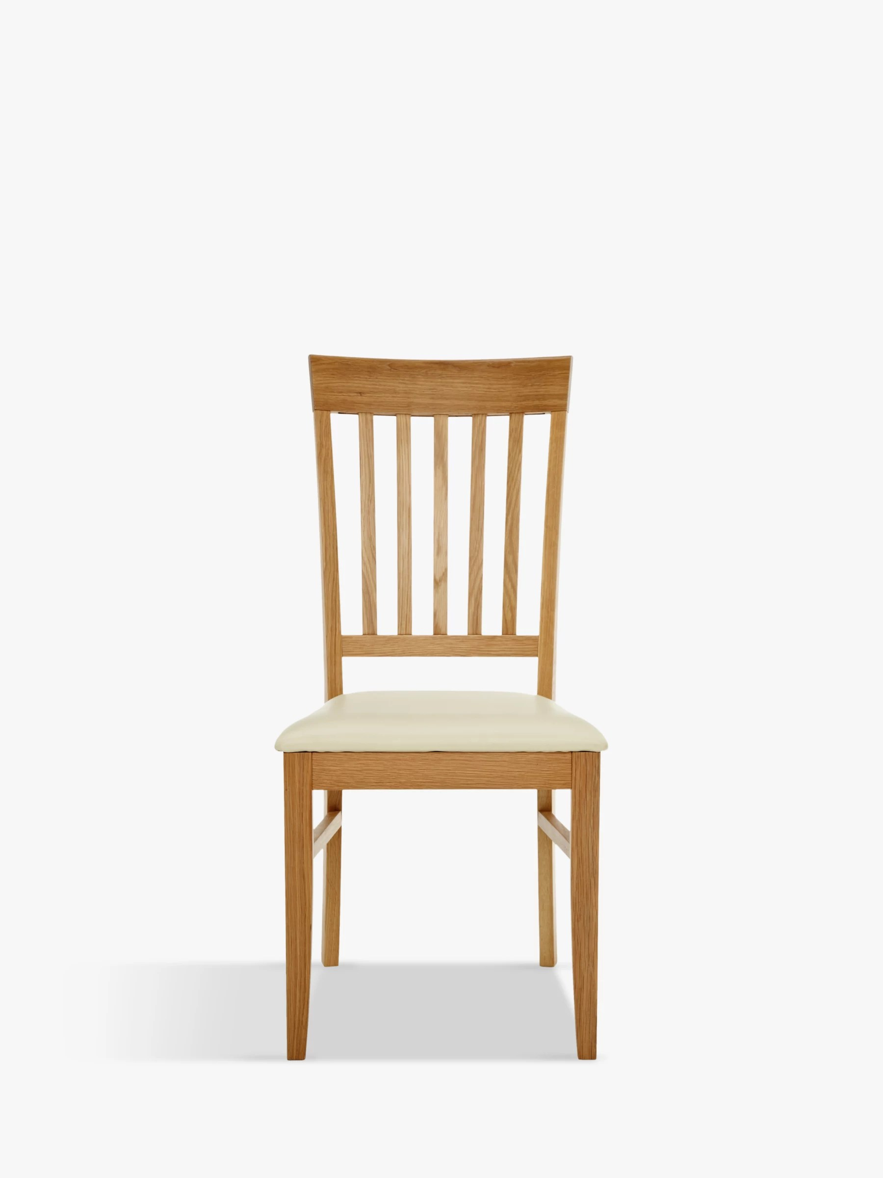 alba slat back dining chair potty chairs at walmart john lewis