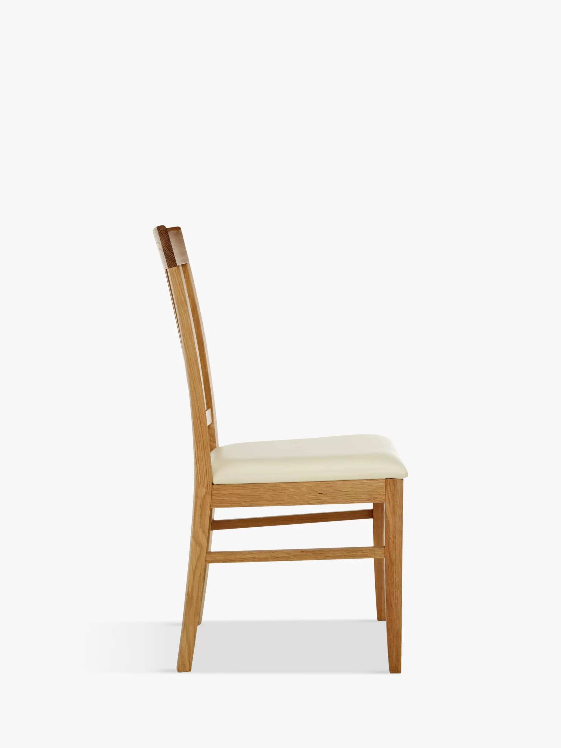 alba slat back dining chair indoor swing chairs john lewis and partners at
