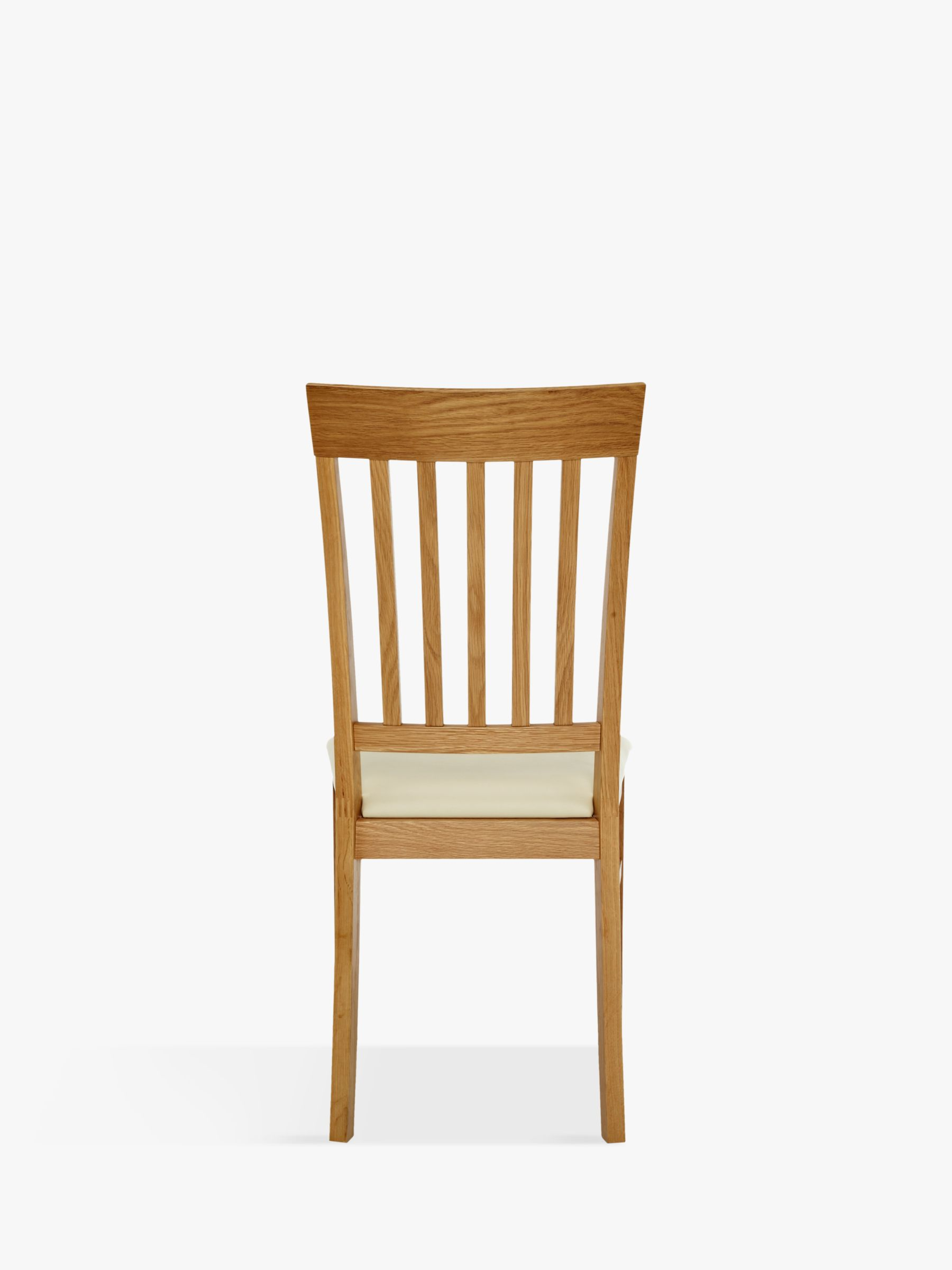 alba slat back dining chair banquet chairs with arms john lewis and partners at