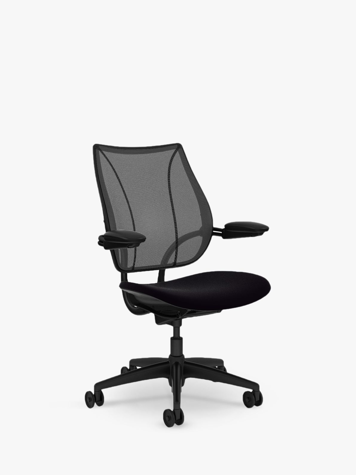 Humanscale Liberty Chair Humanscale Liberty Office Chair Black At John Lewis