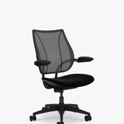 Office Chair Online Clear Lucite Chairs Humanscale Liberty Black At John Lewis