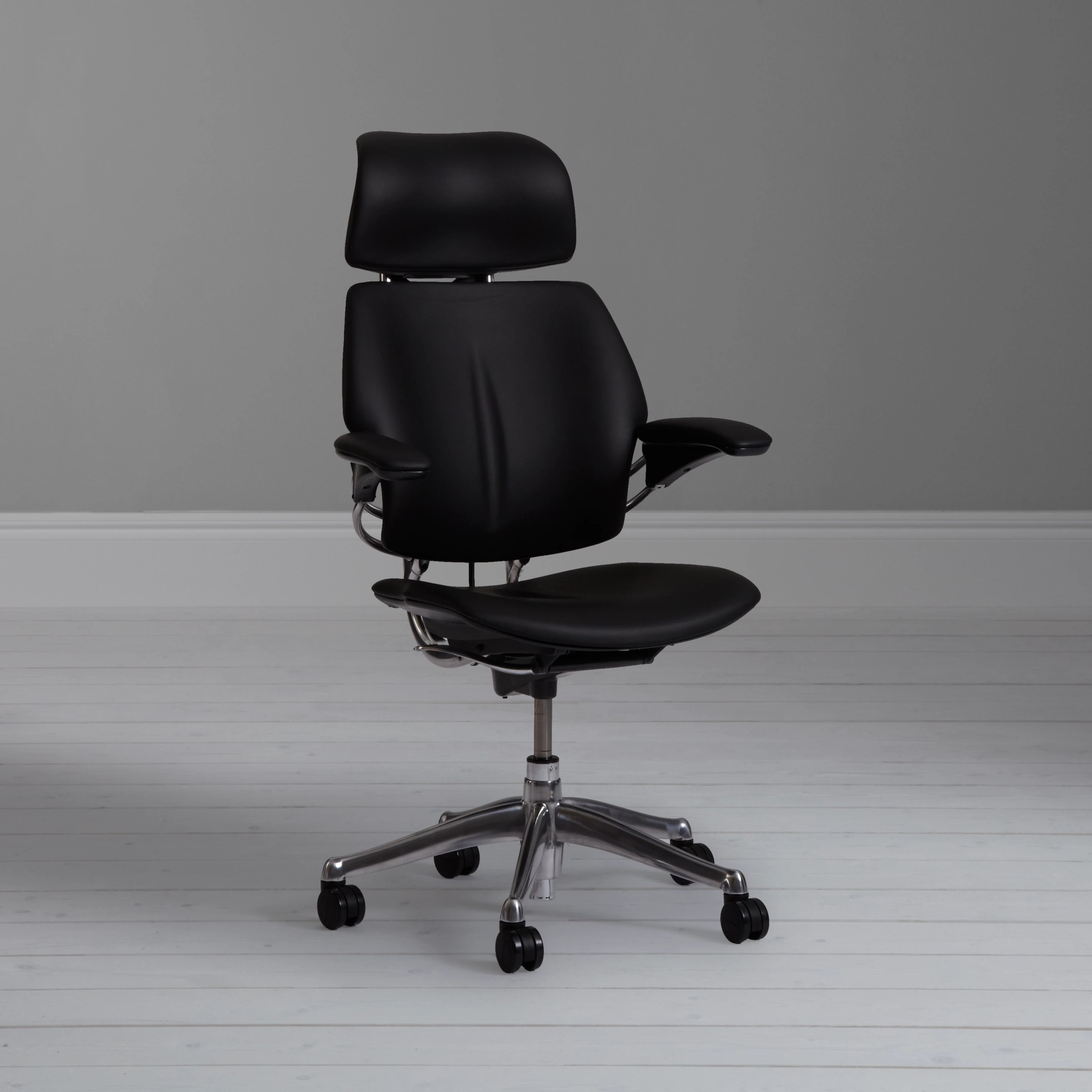 Humanscale Liberty Chair Humanscale Freedom Office Chair With Headrest At John