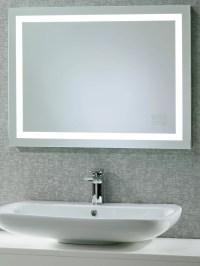 Roper Rhodes Beat Illuminated Led Bathroom Mirror with