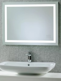 Roper Rhodes Beat Illuminated Led Bathroom Mirror with ...