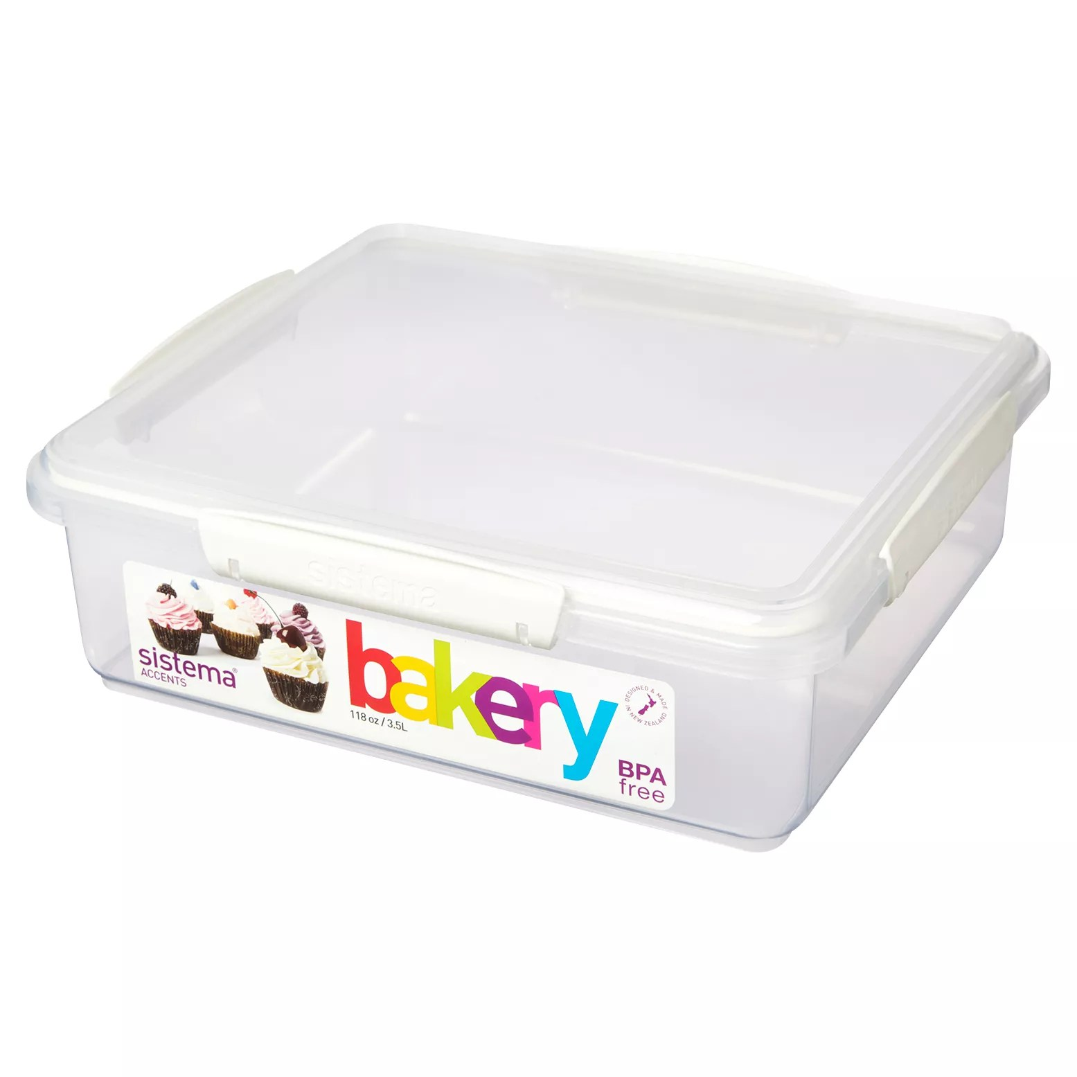 Buy Sistema Bakery Food Storage Container, 35l, Assorted