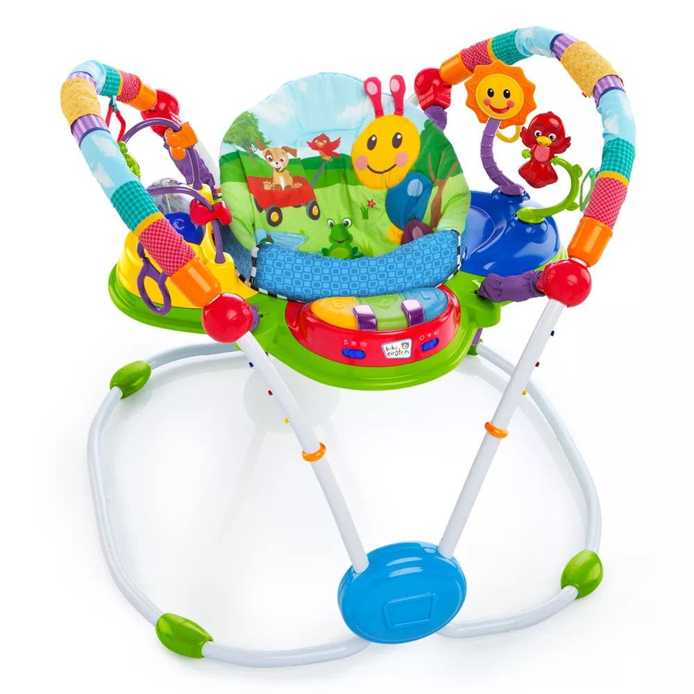 baby bouncy chair asda comfortable patio einstein friends activity jumper at john lewis and partners