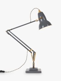 Buy Anglepoise Original 1227 Brass Desk Lamp