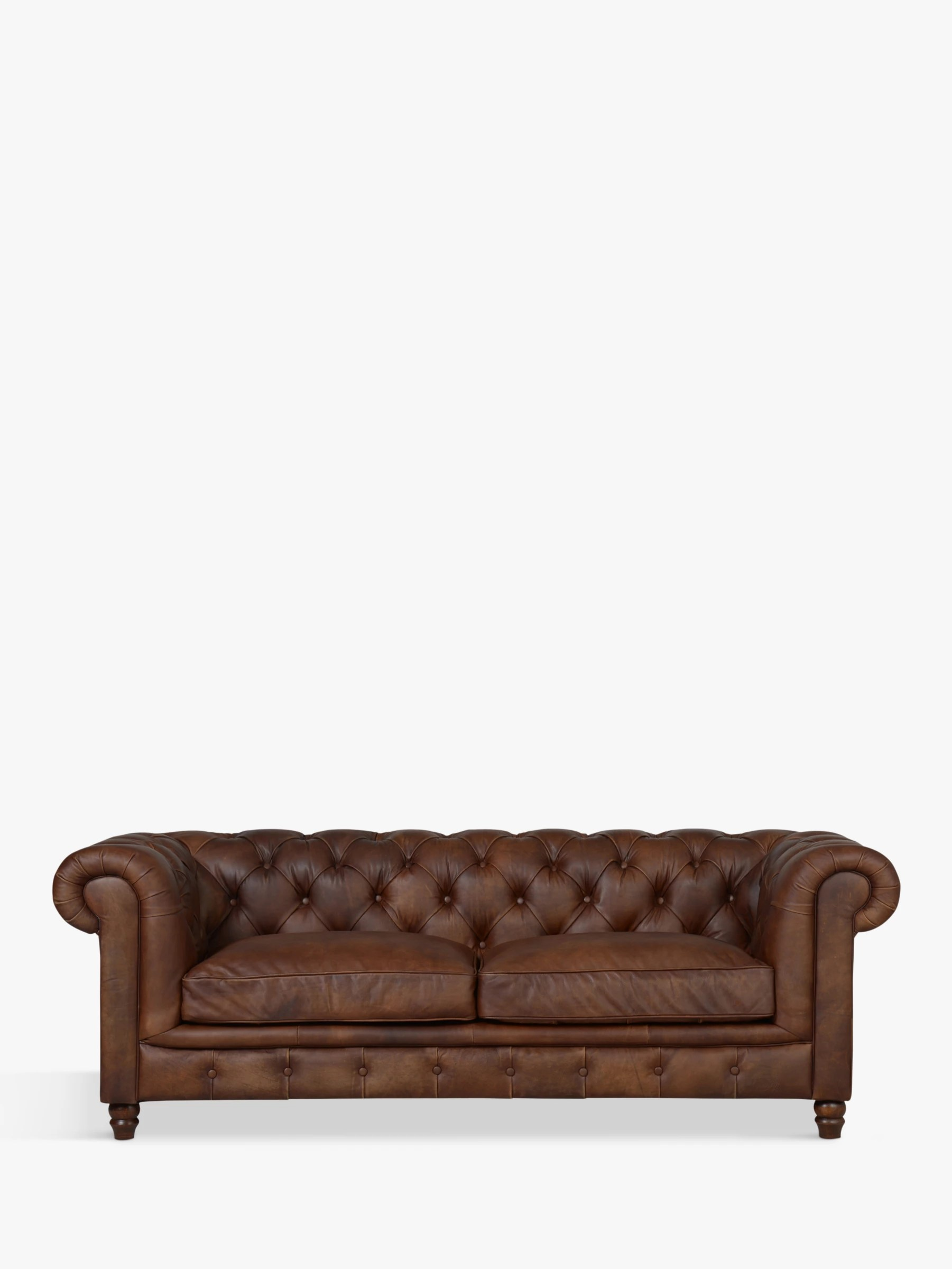 scotch and sofa creations onehunga halo earle aniline leather chesterfield large