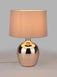Buy John Lewis Tabitha Copper Table Lamp | John Lewis