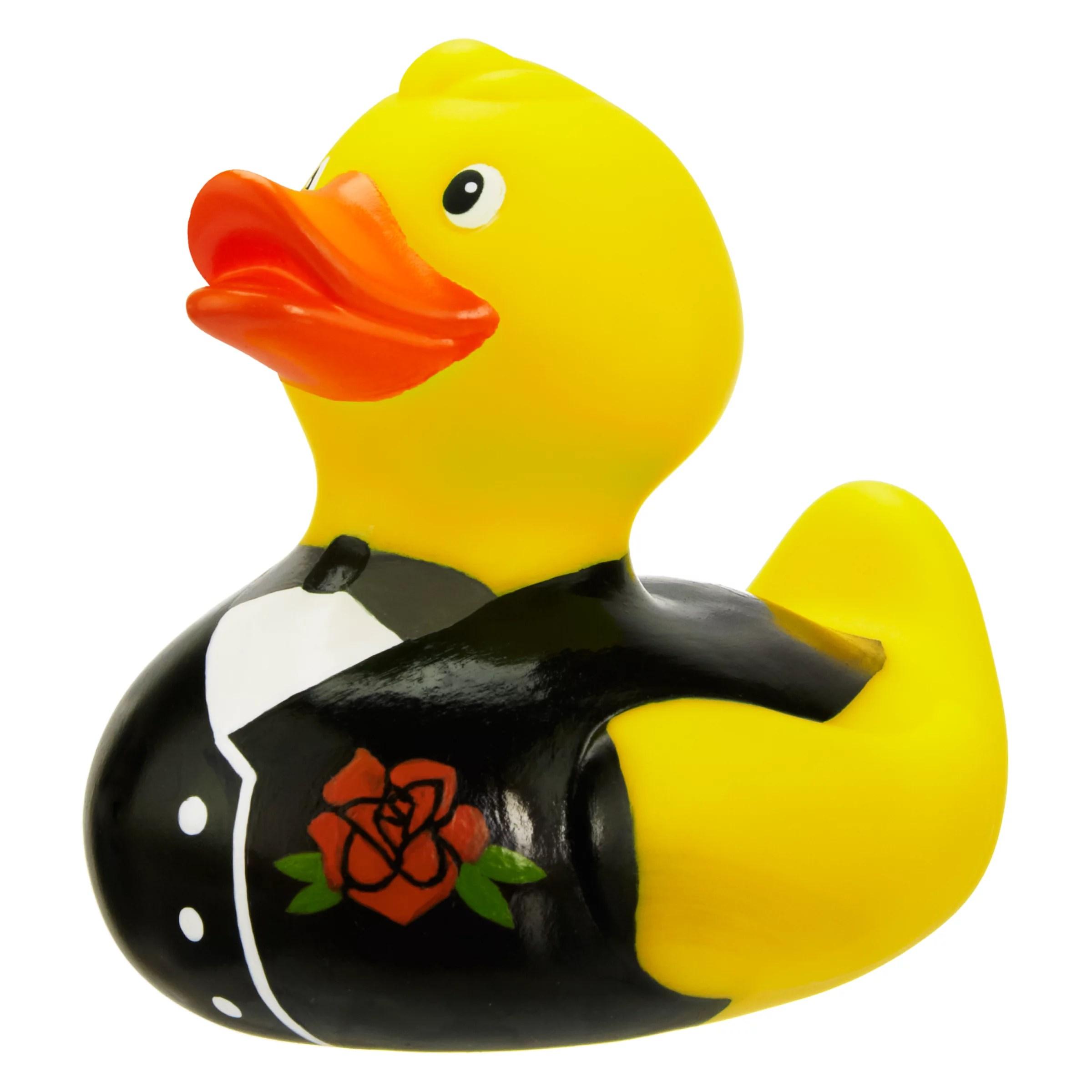 Offer Mr Duck Bathtime Rubber Duck At John Lewis