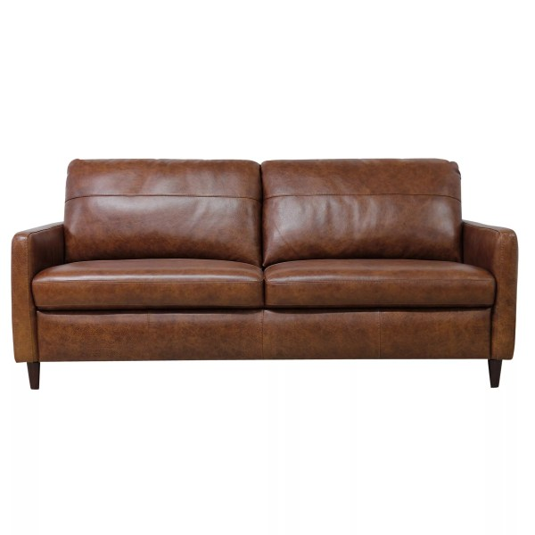 Clearance Leather Sofa Beds