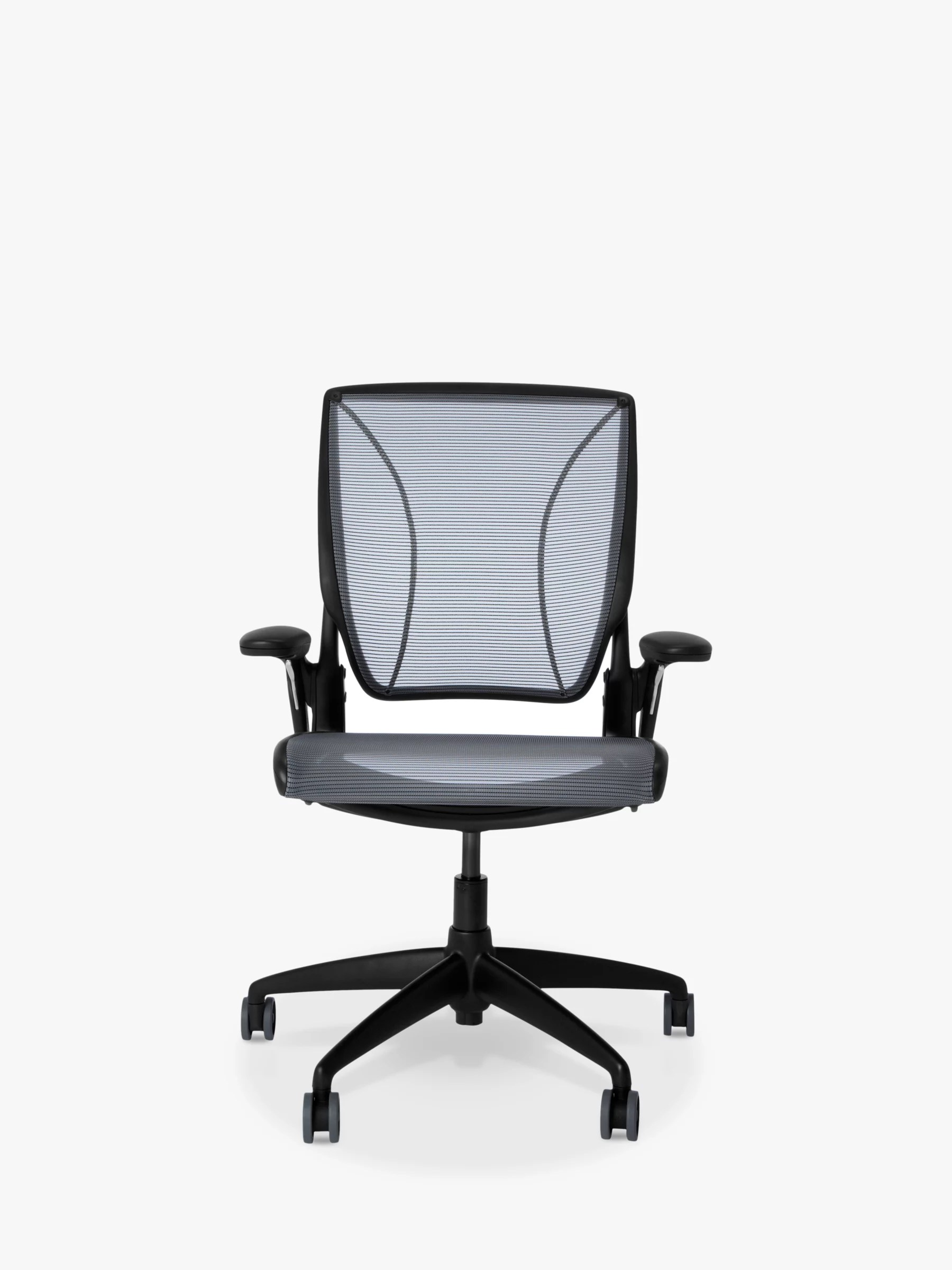 Humanscale Diffrient World Chair Humanscale Diffrient World Office Chair Black At John Lewis