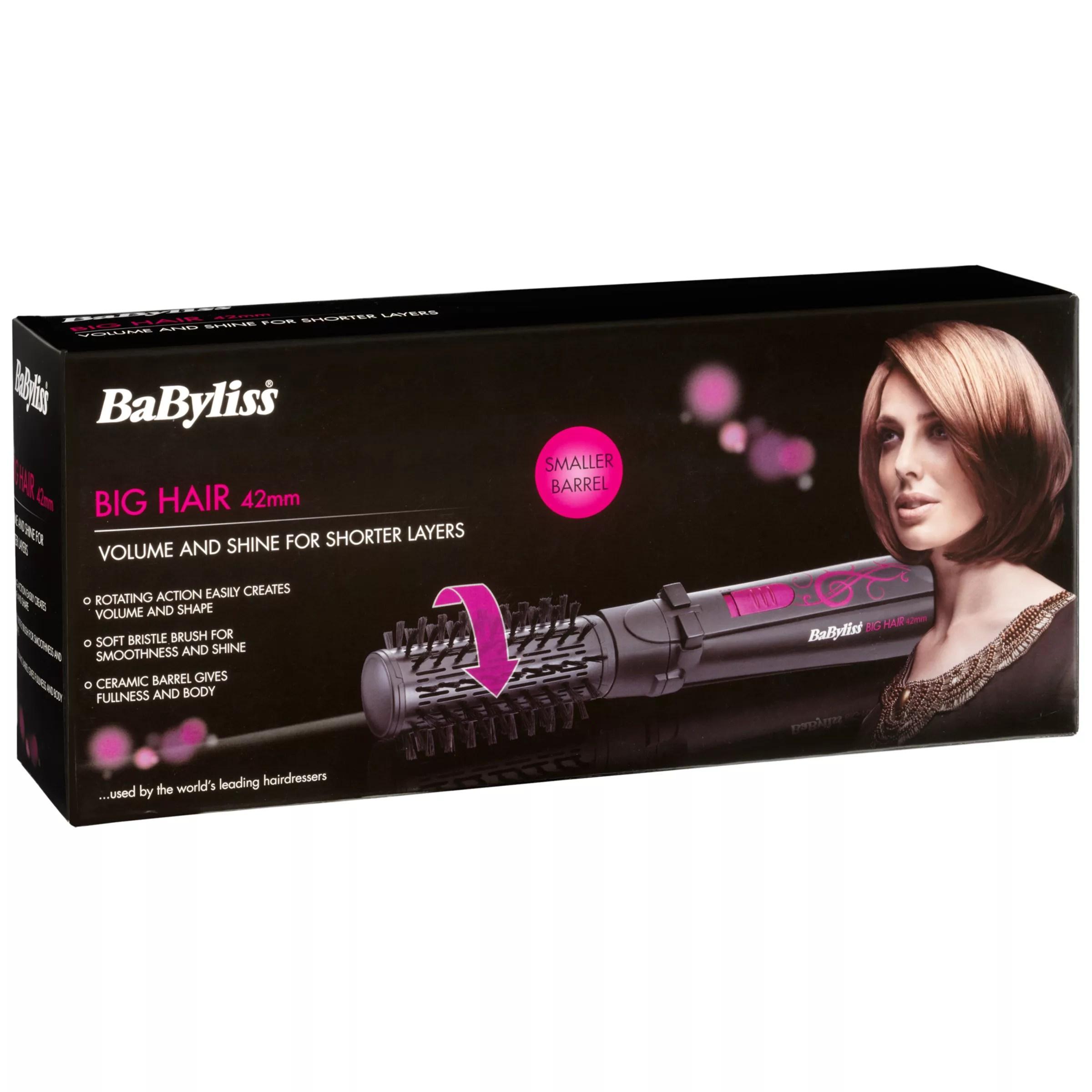 Buy BaByliss Big Hair 2777U 42mm Styler John Lewis