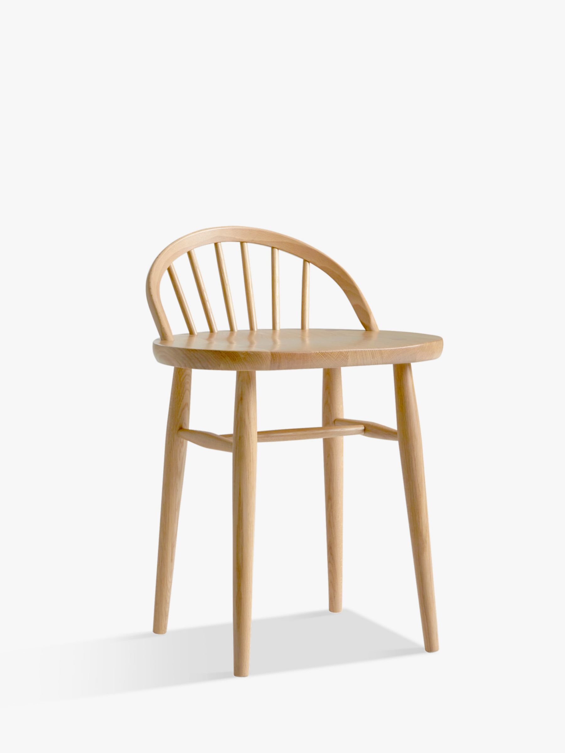 ercol for John Lewis Shalstone Dressing Table Chair at