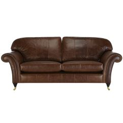 Drummond Grand Leather Sofa 60 Inch Long Sleeper John Lewis Beaumont At