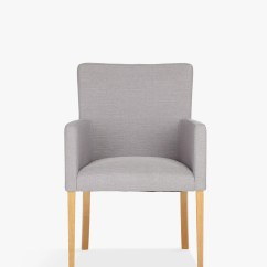 Dining Chair Seat Covers John Lewis Accent Chairs Ashley Furniture Helene Glacia Grey At
