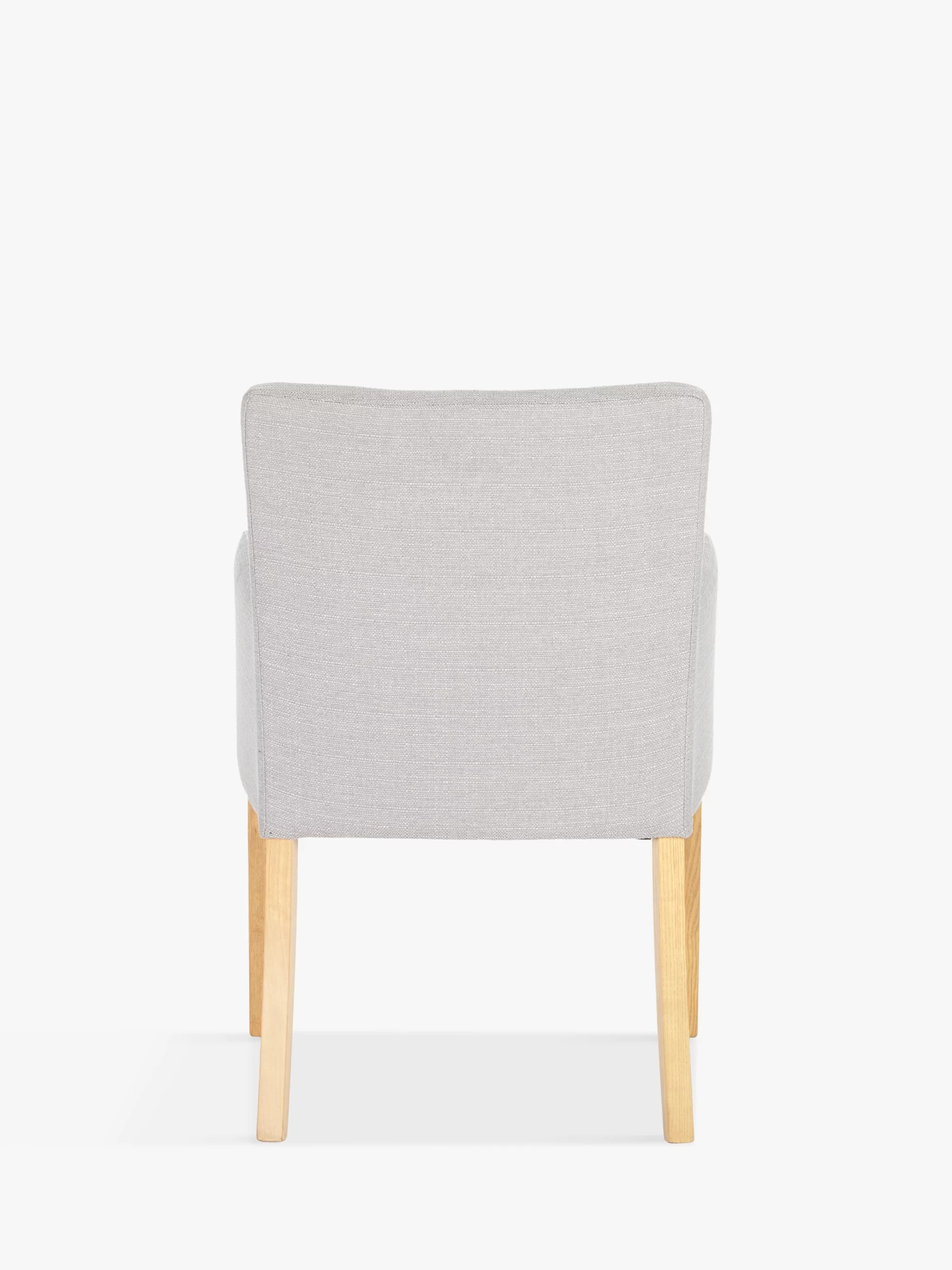 dining chair seat covers john lewis sitting helene glacia grey at