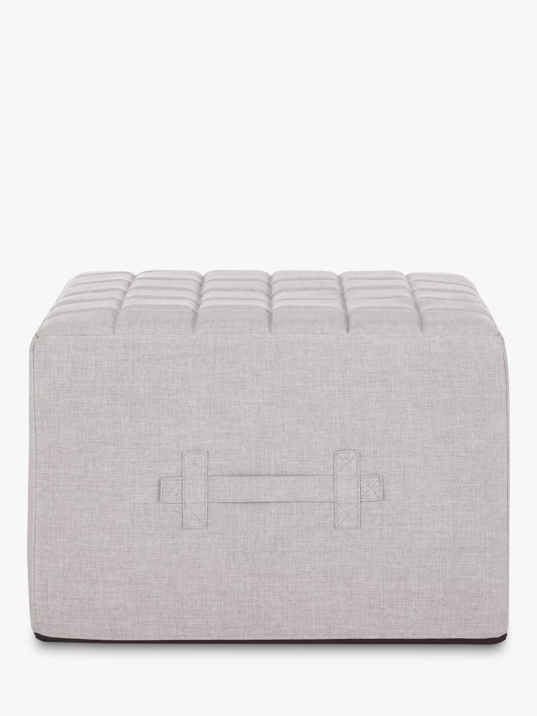 folding ottoman single sofa bed review karlstad cover 3 seater house by john lewis kix with foam mattress at buyhouse florence french grey online